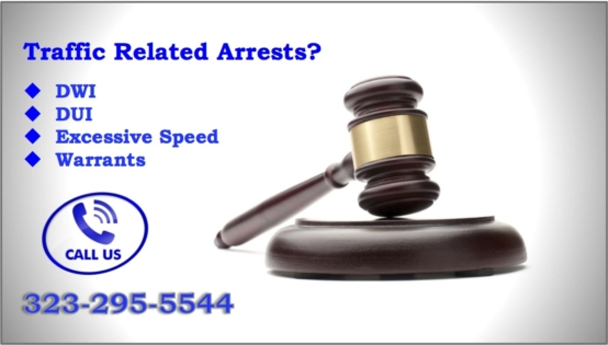 Los Angeles Felony and Misdemeanor Arrests