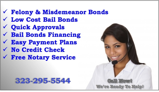 Los Angeles County Bail Bonds